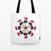 Love Burlesque! Tote Bag