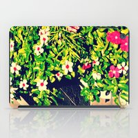 Fleur iPad Case
