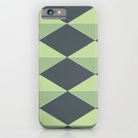 iPhone & iPod Case featuring Squares by Kit4na