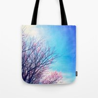 Spring Trees 2 Tote Bag