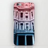 Houses in Portobello iPhone & iPod Skin