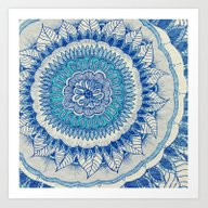 Art Print featuring Enlightenment by Rskinner1122