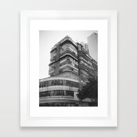 macau Framed Art Print