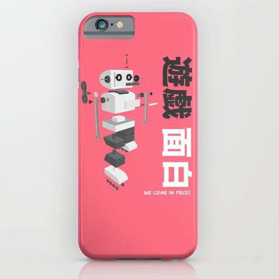 We Come in Pieces  iPhone & iPod Case