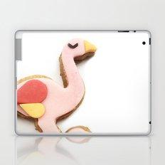 flamingo piggyback ride Laptop & iPad Skin