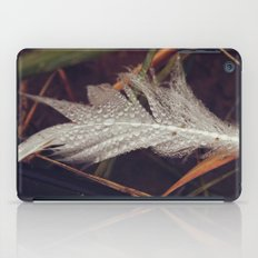 Beach Feathers 3 iPad Case