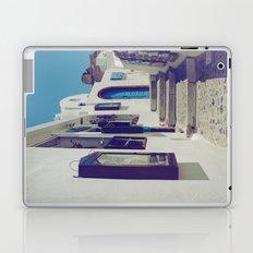 Santorini Walkway V Laptop & iPad Skin