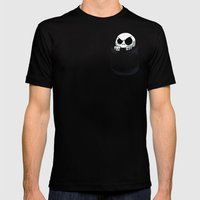 Jack in the Pocket Mens Fitted Tee Black SMALL