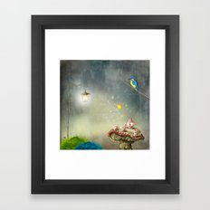 Dreamery Framed Art Print
