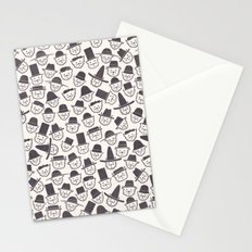 Cats With Hats Stationery Cards