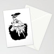 Crystal Islands 4 Stationery Cards