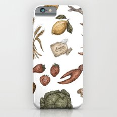 Food  Slim Case iPhone 6s