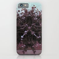 iPhone Cases featuring Kaos VI by Graphmob