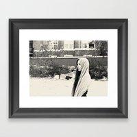 So Long Lonesome Framed Art Print