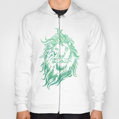 Green Lion Hoody