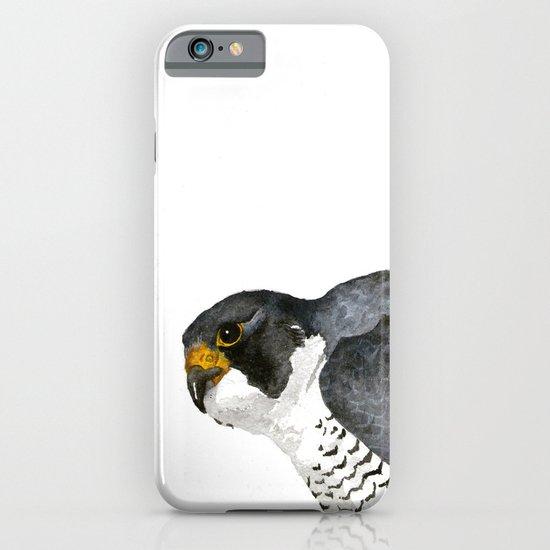 Peregrine Falcon iPhone & iPod Case