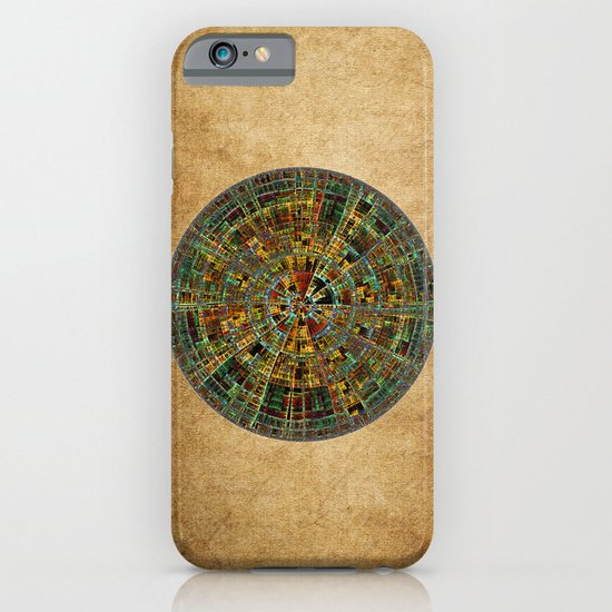 Ancient Calendar iPhone & iPod Case