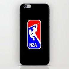 National Zelda Association (Link / Major League / Mashup / Parody) iPhone & iPod Skin