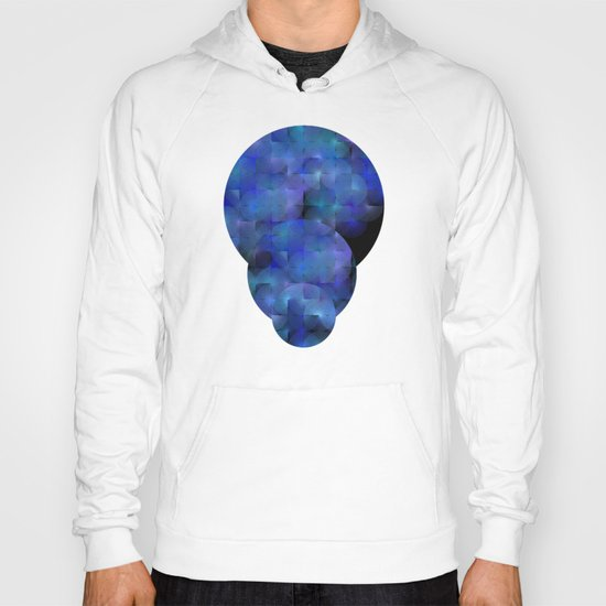 Written Circles #5 society6 custom generation Hoody
