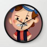 DIPPER! Wall Clock