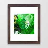 Rejected < The NO Series&hellip; Framed Art Print