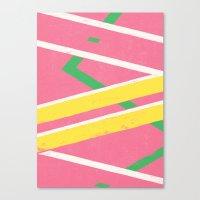 Hoverboard Canvas Print