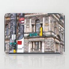 15th street Glasow iPad Case
