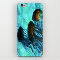 Jellyfish Of The Under S… iPhone & iPod Skin