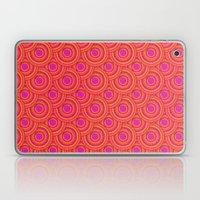 Tropical Parasols Pattern Laptop & iPad Skin