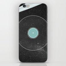 Space Disco iPhone & iPod Skin
