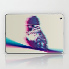 Bird Hair Day Laptop & iPad Skin