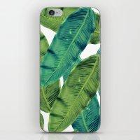 tropical life 7 iPhone & iPod Skin