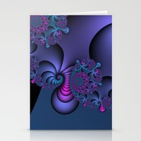 Allegory Of A Dream Stationery Cards