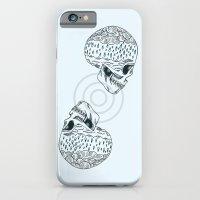 iPhone & iPod Case featuring Skull Rain by Yuka Nareta