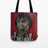 Scream for Dope Shit Tote Bag