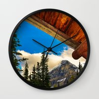 Regaining Strength Wall Clock
