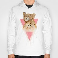 Wild Leopard Hoody