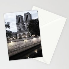the hunchback of notre dame - seine Stationery Cards