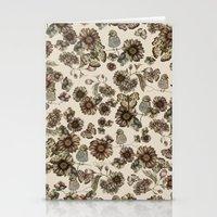 Silvestre pattern Stationery Cards