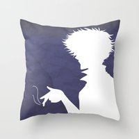 Cowboy Bebop Ver 2 Throw Pillow
