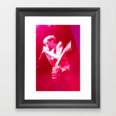 Bradford Cox Framed Art Print