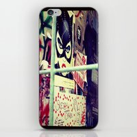 :: STREET ART //PART II … iPhone & iPod Skin