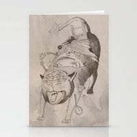 Bad Omens Stationery Cards