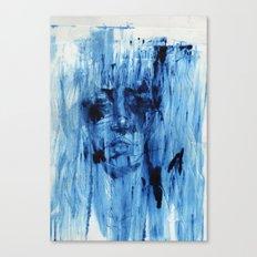 Hit and run Canvas Print