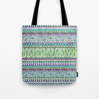 Tribal Spring Tote Bag