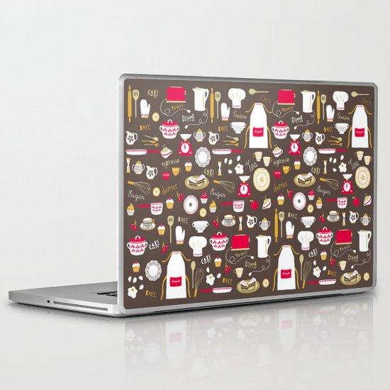 Teatime Treat Laptop & iPad Skin