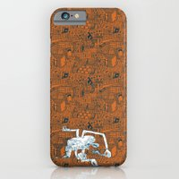 iPhone & iPod Case featuring Monkey Town ! by Hi ! Kub