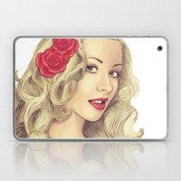 Christina Aguilera Laptop & iPad Skin