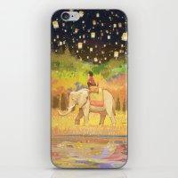 White Elephant iPhone & iPod Skin