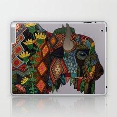 bison heather Laptop & iPad Skin
